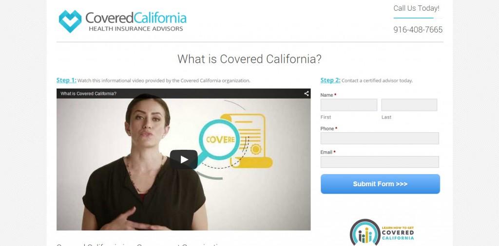 Covered California Health Insurance Advisors run on Company Juice