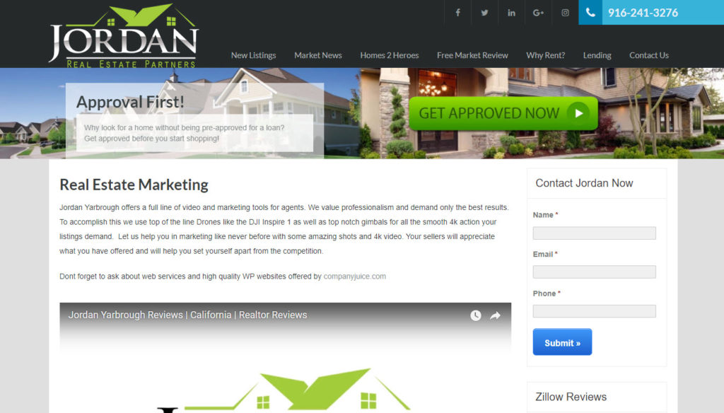 Jordan Real Estate Partners