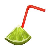 Company Juice Lime Logo