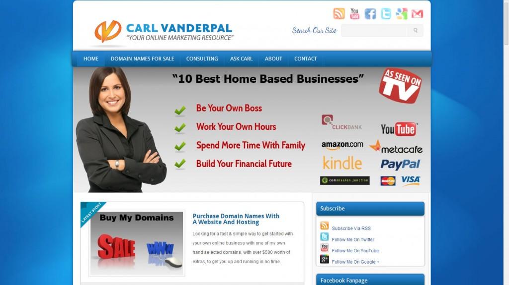 Carl Vanderpal