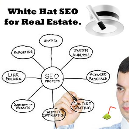 White Hat SEO for Real Estate